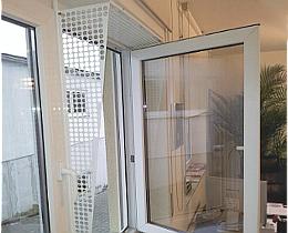 Kippfensterschutz Fenstersicherung Katzen